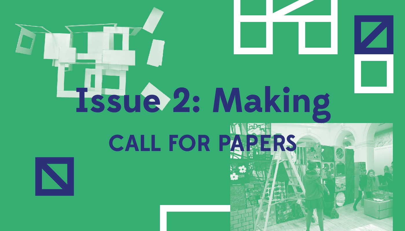 Call for submissions - page banner